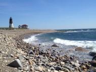 Pt. Judith Lighthouse, Rhode Island